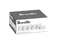 Briscoes NZ Breville BWF100 6 Replacement Water Filters