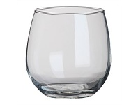 Briscoes NZ Libbey Vina Stemless Red Wine Glass Set of 4 495ml