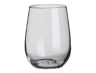 Briscoes NZ Libbey Stemless White Wine Glass Set of 4 503ml