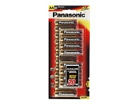 Briscoes NZ Panasonic LR6T/20B Battery AA 20 Pack