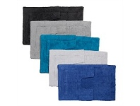 Briscoes NZ Willow Bay Herat Bathmat Set Assorted 2 Piece