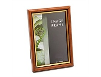 Briscoes NZ Image Certificate Photo Frame Brown A4