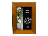 Briscoes NZ Image Angled Photo Frame Honey Stain 4x6 Inch