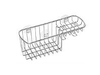 Briscoes NZ Combo Basket Stainless Steel