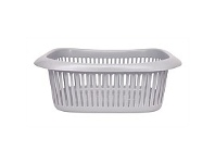 Briscoes NZ 4Home Laundry Basket Rossini White