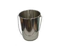 Briscoes NZ Stainless Steel 12 Litre Bucket