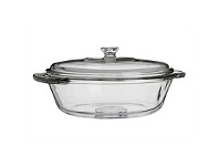 Briscoes NZ Anchor Hocking Covered Casserole Dish 2L