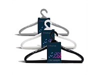 Briscoes NZ Inhome Suit Coathanger Pack of 2 Assorted