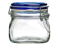 Briscoes NZ Bormioli Rocco Fido Storage Jar 500ml