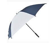 Briscoes NZ Peros Mini Hurricane Umbrella Navy & White