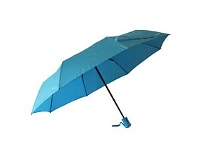 Briscoes NZ Peros Dew Drop Umbrella Cyan