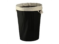 Briscoes NZ Easi Laundry Hamper Black Round