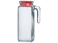 Briscoes NZ Milka Jug with Lid 1.2L