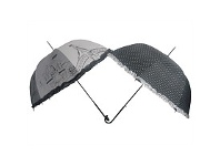 Briscoes NZ Peros Paris Umbrella Assorted