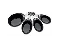 Briscoes NZ Cuisinart Measuring Cups 18/8 Stainless Steel and Nylon