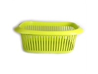 Briscoes NZ 4Home Rossini Laundry Basket Lime