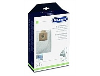 Briscoes NZ De'Longhi Vacuum Cleaner Dust Bags XLence Series