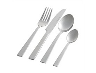 Briscoes NZ Volere Accessorise Como 24 Piece Cutlery Set