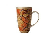 Briscoes NZ Maxwell & Williams William Morris Acanthus Coupe Mug 420ML
