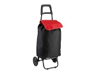 Briscoes NZ Shopping Trolley Black Cooled
