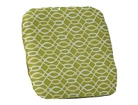 Briscoes NZ Outdoor Creations Chair Pad Green White
