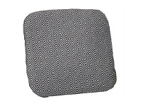 Briscoes NZ Outdoor Creations Chair Pad Charcoal Square