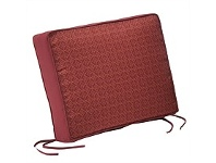 Briscoes NZ Outdoor Creations Deluxe Chair Pad Red