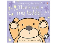 Briscoes NZ Usborne That's not my Teddy book