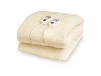 Briscoes NZ Goldair GLB350-Q Queen Fitted NZ Wool Electric Blanket