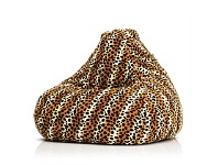 Briscoes NZ Hangsell Cheetah 200L Bean Bag Cover