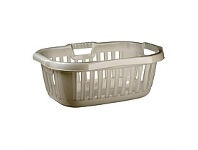 Briscoes NZ Tontarelli Laundry Basket Hipster Gold
