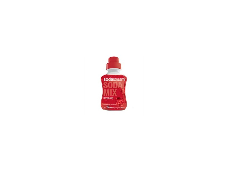 Sodastream Raspberry Syrup 500ml
