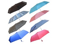 Briscoes NZ Peros Auto Super Ladies Umbrella Assorted