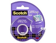 Briscoes NZ Scotch Tape Gift Wrap 19mm x16.5m