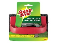 Briscoes NZ Scotch Brite Heavy Duty BBQ Grill Scrub