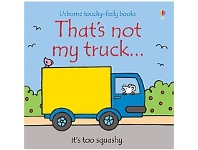 Briscoes NZ Usborne That's Not My Truck Book