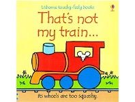 Briscoes NZ Usborne That's Not My Train Book