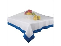 Briscoes NZ Just Home Plain Dyed Navy 1.4mx1.4m Food Cover Throw