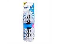 Briscoes NZ Raven Brush Head Switch 2 Pack Black