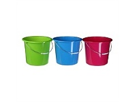 Briscoes NZ Bucket With Handle Assorted
