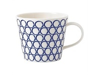 Briscoes NZ Royal Doulton Pacific Mug Circles 400ml