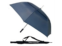 Briscoes NZ Hurricane Vented Umbrella Navy