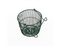 Briscoes NZ Green Poly Coated Round Peg Basket