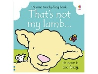 Briscoes NZ Usborne That's Not My Lamb Book