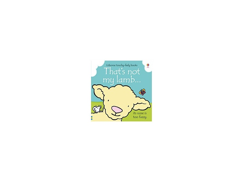 Usborne That's Not My Lamb Book