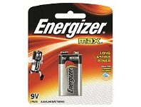 Briscoes NZ Energizer 522BP1T Max 9V 1 Pack