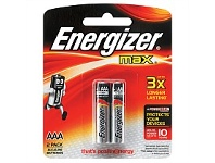 Briscoes NZ Energizer E92bp2T Max AAA 2 Pack