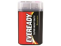Briscoes NZ Eveready 1209 Super Heavy Duty 6V lantern battery
