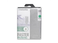 Briscoes NZ Brabantia Silicone Ironing Board Cover 135cm x 45cm Size D