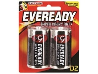 Briscoes NZ Eveready 1250bp2 Super Heavy Duty D - 2 Pack